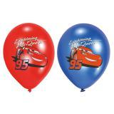 """Luftballons """"Cars - Lightning McQueen"""" 6er Pack"""