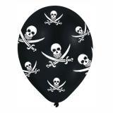 """Luftballons """"Furchtlose Piraten"""" 6er Pack"""