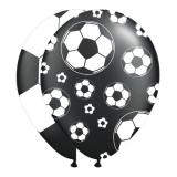 "Luftballons ""Fußball-Party"" 8er Pack"