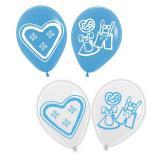 "Luftballons ""Griaß di"" 25er Pack"
