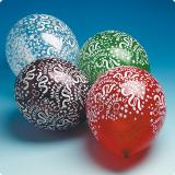 Luftballons Happy Birthday 5er Pack