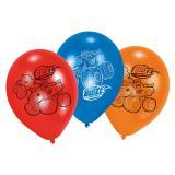 """Luftballons """"Monster Truck Blaze"""" 6er Pack"""