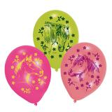 """Luftballons """"Pferdeland"""" 6er Pack"""
