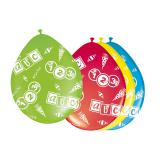 "Luftballons ""Schulstart"" 8er Pack"
