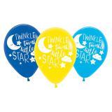 """Luftballons """"Shining Star"""" 6er Pack"""