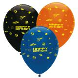 "Luftballons ""Weltraumparty"" 6er Pack"