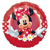 """Luftbefüllter Folienballon """"Minnie Maus"""" 17 cm"""