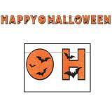 "Motiv-Girlande ""Happy Halloween"" 340 cm"