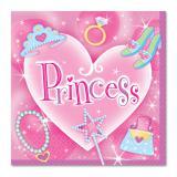 """Servietten """"Princess"""" 16er Pack"""