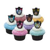 "Muffindeko ""Monster High Ringe"" 12er Pack"