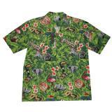 Original Hawaiihemd Exotic Jungle