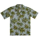 Original Hawaiihemd Tropical Palm Trees