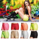 Pailletten-Hotpants Größe M