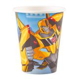 "Pappbecher ""Fantastische Transformers"" 8er Pack"