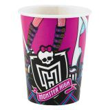 "Pappbecher ""Monster High"" 8er Pack"