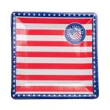 "Pappteller ""American Style"" 8er Pack"