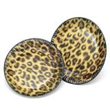 "Pappteller ""Leoparden-Look"" 10er Pack"