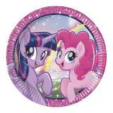 "Pappteller ""My little Pony - Freunde"" 8er Pack"