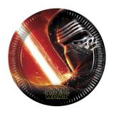"Pappteller ""Star Wars 7"" 8er Pack"