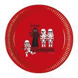 """Pappteller """"Star Wars - Comic Wars"""" 8er Pack"""
