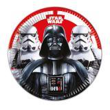 """Pappteller """"Star Wars - Die finale Schlacht"""" 8er Pack"""