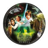 "Pappteller ""Star Wars Helden"" 8er Pack"