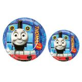 "Pappteller ""Thomas die kleine Lokomotive"" 8er Pack"