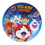 "Pappteller ""Yo-Kai Watch"" 8er Pack"