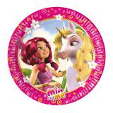"""Pappteller """"Mia and Me"""" 8er Pack"""