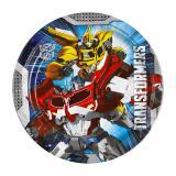 """Pappteller """"Transformers"""" 8er Pack"""