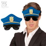 "Partybrille ""Polizist"""