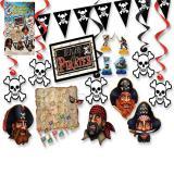 Partypaket Piraten-Party 16-tlg.