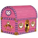 "Personalisierbare Geschenkboxen ""Prinzessinnen Schatztruhe"" 4er Pack"