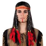 "Perücke ""Indianerhäuptling"""