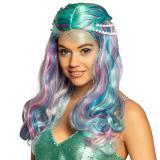 """Perücke """"Zauberhafte Meerjungfrau"""""""