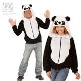 "Plüschjacke ""Panda"""