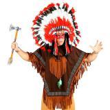 Poncho Indianer