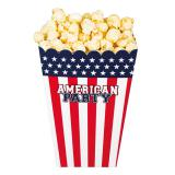 "Popcorn-Tüten ""American Party"" 4er Pack"
