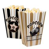 "Popcorn-Tüten ""Hollywood"" 4er Pack"