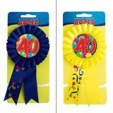 "Orden ""Happy Birthday Bunte Ballons"" 15 cm - 40"