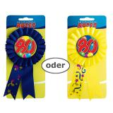 "Orden ""Happy Birthday Bunte Ballons"" 15 cm - 80"