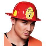 """Roter Helm """"Feuerwehrmann"""""""