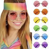 Runde Brille Hippie