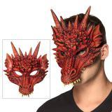 """Schaumstoff-Maske """"Teufelsdrache"""""""