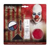 Schmink-Set Clown 5-tlg.