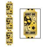 Wanddeko Goldenes Ticket 1,8 m