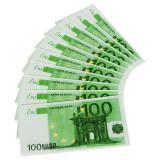 """Servietten """"100-Euro-Schein"""" 10er Pack"""