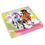 """Servietten """"Charming Horses"""" 20er Pack"""