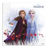 Servietten Die Eiskönigin - Frozen II 20er Pack