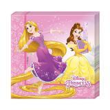 "Servietten ""Disney - Hübsche Prinzessinnen"" 20er Pack"